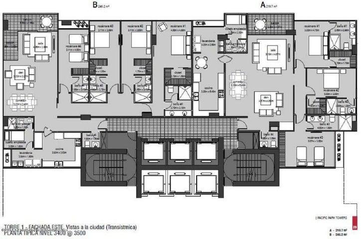 Apartamento Panama>Panama>Edison Park - Venta:327.000 US Dollar - codigo: 19-1446