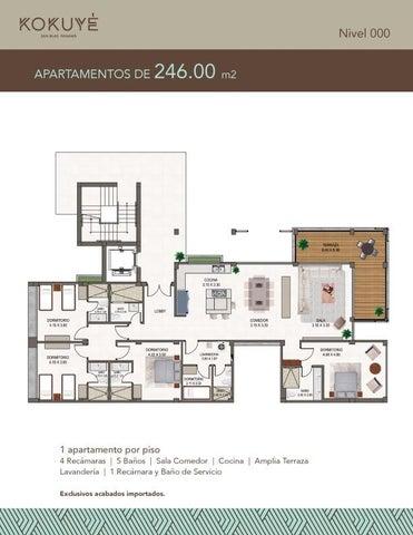 Apartamento Colon>Colón>Colon - Venta:441.000 US Dollar - codigo: 19-2291