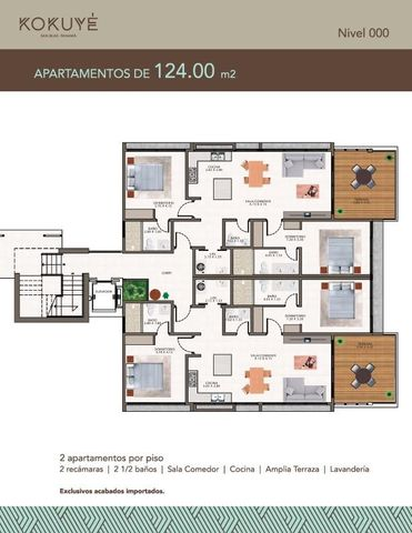 Apartamento Colon>Colón>Colon - Venta:535.000 US Dollar - codigo: 19-2292