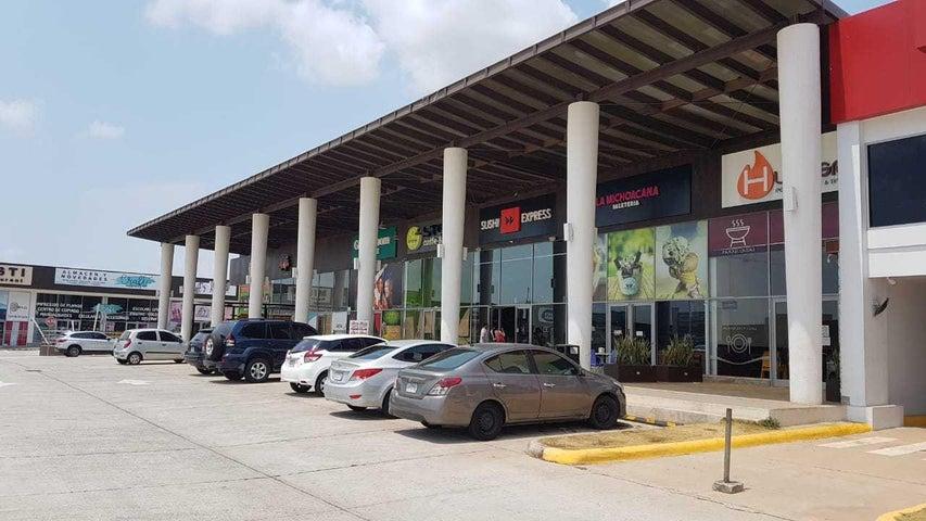Local comercial Panama>La chorrera>Chorrera - Alquiler:2.640 US Dollar - codigo: 19-1942