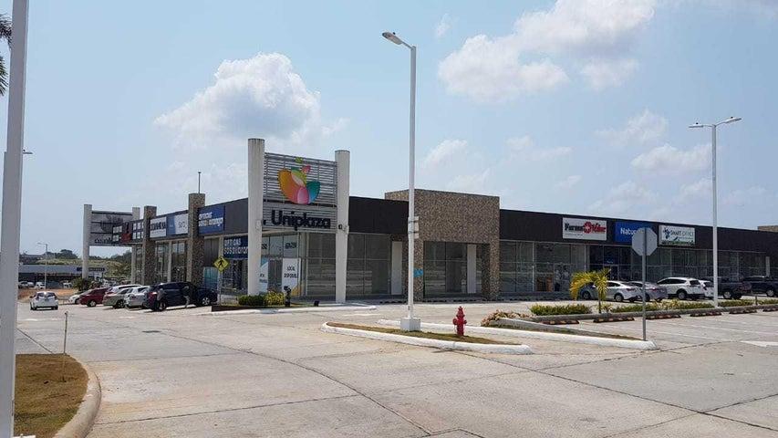Local comercial Panama>La chorrera>Chorrera - Alquiler:3.168 US Dollar - codigo: 19-1943