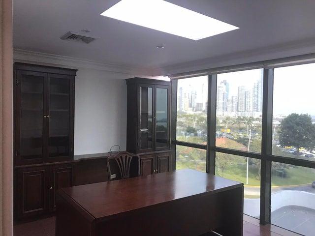 Oficina Panama>Panama>Bellavista - Alquiler:2.300 US Dollar - codigo: 19-2348