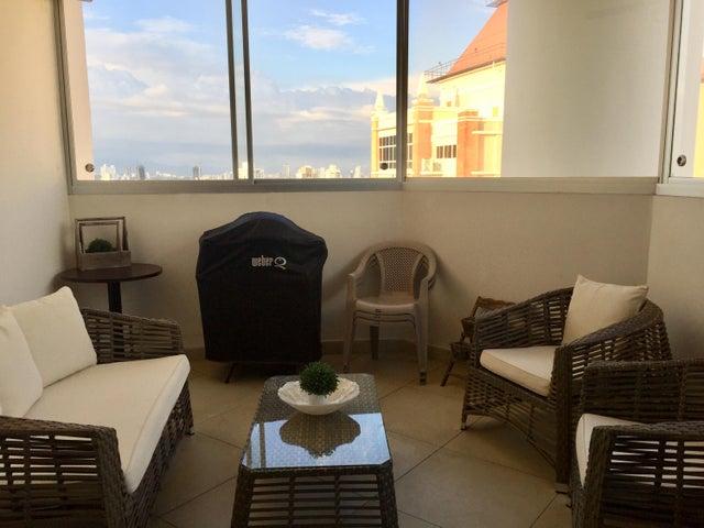 Apartamento Panama>Panama>El Cangrejo - Alquiler:2.000 US Dollar - codigo: 19-2943