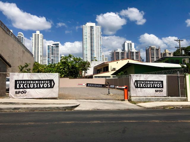 Local comercial Panama>Panama>San Francisco - Alquiler:4.450 US Dollar - codigo: 19-3060
