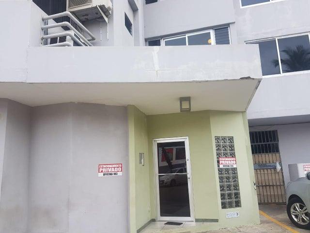 Oficina Panama>Panama>San Francisco - Alquiler:650 US Dollar - codigo: 19-3237