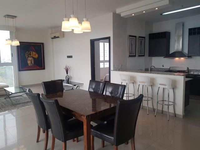 Apartamento Panama>Panama>San Francisco - Alquiler:2.100 US Dollar - codigo: 19-3301
