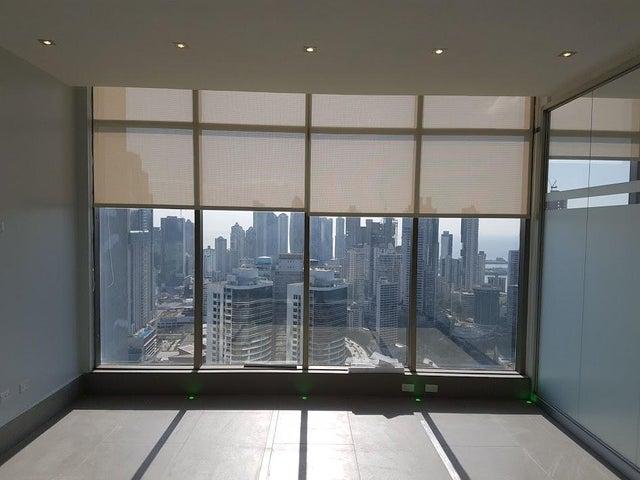 Oficina Panama>Panama>Avenida Balboa - Alquiler:2.500 US Dollar - codigo: 19-3331