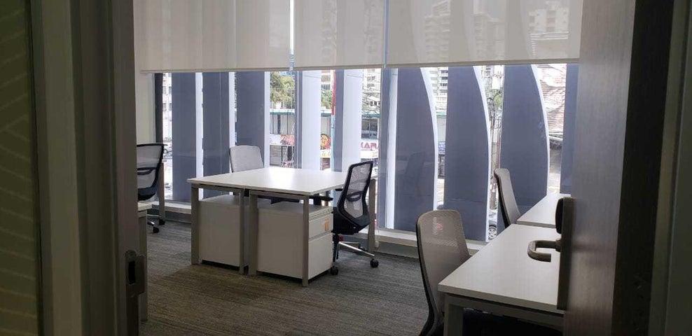 Oficina Panama>Panama>Marbella - Alquiler:2.209 US Dollar - codigo: 19-3772
