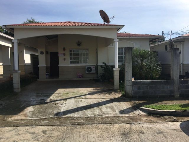 Casa Panama>La chorrera>Chorrera - Venta:115.000 US Dollar - codigo: 19-4077