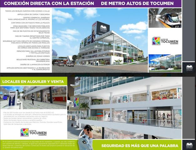 Local comercial Panama>Panama>Tocumen - Alquiler:3.500 US Dollar - codigo: 19-4090