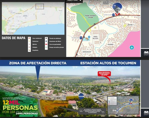 Local comercial Panama>Panama>Tocumen - Alquiler:105.000 US Dollar - codigo: 19-4092