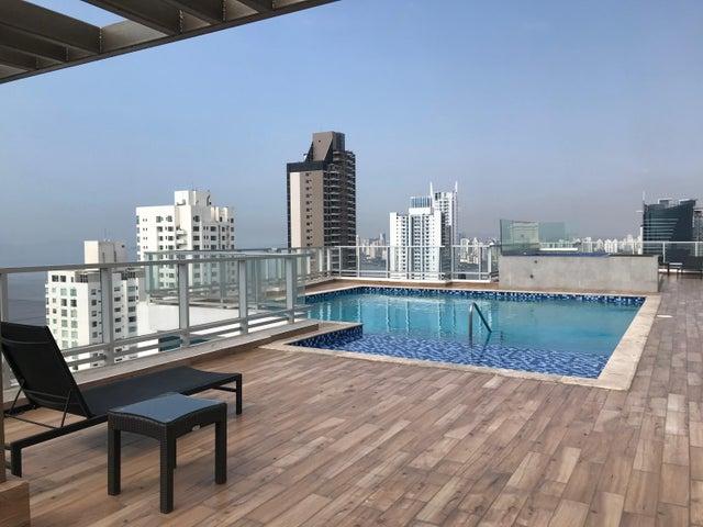 Apartamento Panama>Panama>Costa del Este - Alquiler:1.800 US Dollar - codigo: 19-4110