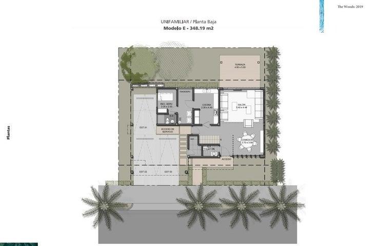Townhouse Panama>Panama>Santa Maria - Venta:734.861 US Dollar - codigo: 19-4162