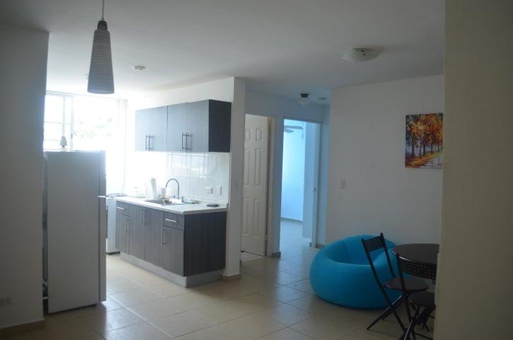 Apartamento Panama>San Miguelito>El Crisol - Alquiler:550 US Dollar - codigo: 19-4267