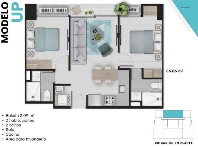Apartamento Panama>Panama>El Cangrejo - Venta:147.700 US Dollar - codigo: 19-4101