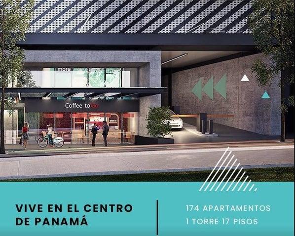 Apartamento Panama>Panama>El Cangrejo - Venta:199.000 US Dollar - codigo: 19-4105
