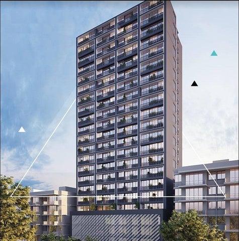 Apartamento Panama>Panama>El Cangrejo - Venta:228.850 US Dollar - codigo: 19-4106