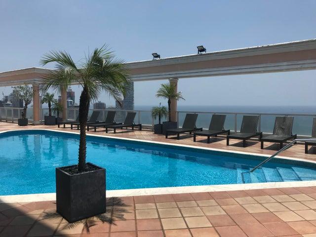 Apartamento Panama>Panama>Avenida Balboa - Alquiler:1.400 US Dollar - codigo: 19-4273