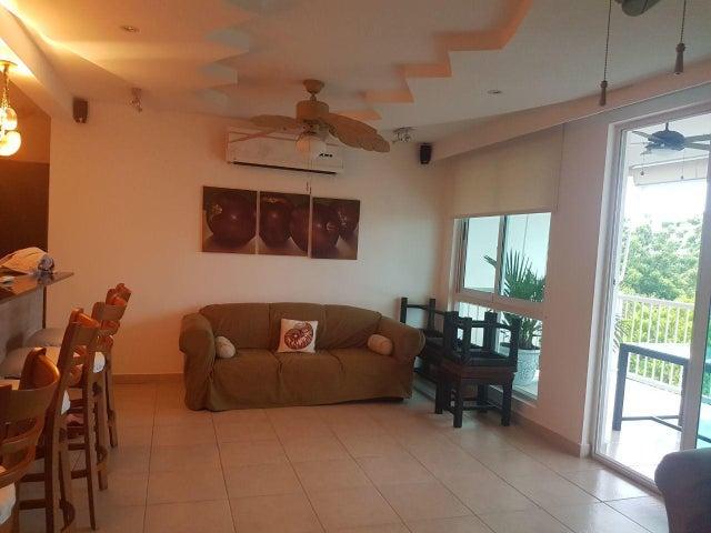 Apartamento Cocle>Rio Hato>Playa Blanca - Alquiler:1.600 US Dollar - codigo: 19-4447