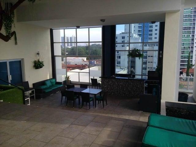 Apartamento Panama>Panama>San Francisco - Venta:170.000 US Dollar - codigo: 19-4550