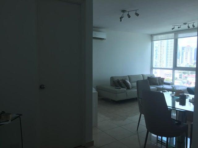 Apartamento Panama>Panama>San Francisco - Alquiler:1.300 US Dollar - codigo: 19-4586