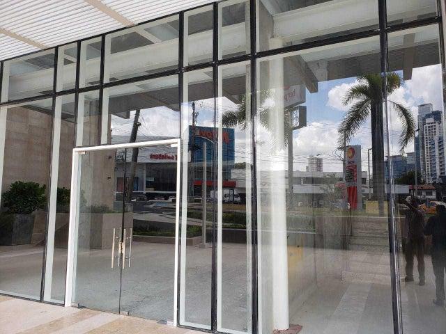 Consultorio Panama>Panama>San Francisco - Alquiler:6.840 US Dollar - codigo: 19-4588