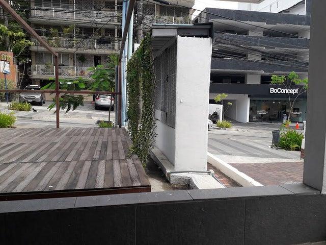Local comercial Panama>Panama>Bellavista - Alquiler:4.500 US Dollar - codigo: 19-4646