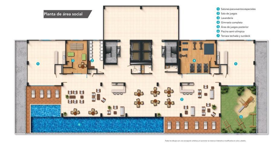 Apartamento Panama>Panama>El Cangrejo - Venta:272.179 US Dollar - codigo: 19-4761