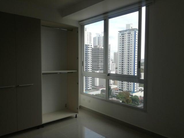 Apartamento Panama>Panama>San Francisco - Alquiler:1.100 US Dollar - codigo: 19-4788