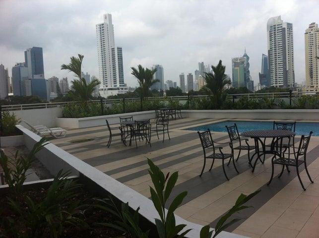 Apartamento Panama>Panama>San Francisco - Alquiler:1.300 US Dollar - codigo: 19-4796