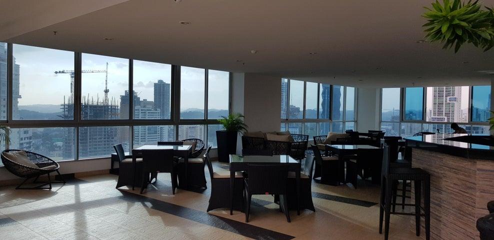 Apartamento Panama>Panama>Bellavista - Alquiler:1.800 US Dollar - codigo: 19-4839