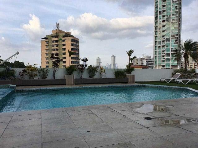 Apartamento Panama>Panama>San Francisco - Alquiler:1.200 US Dollar - codigo: 19-4841