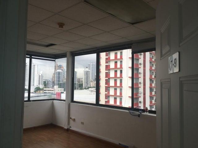 Oficina Panama>Panama>Obarrio - Alquiler:492 US Dollar - codigo: 19-4854
