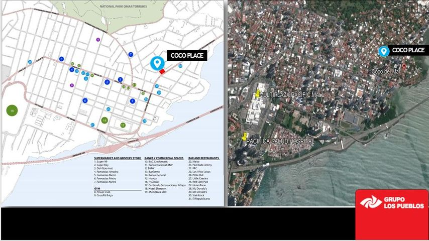 Apartamento Panama>Panama>Coco del Mar - Venta:224.600 US Dollar - codigo: 19-5009