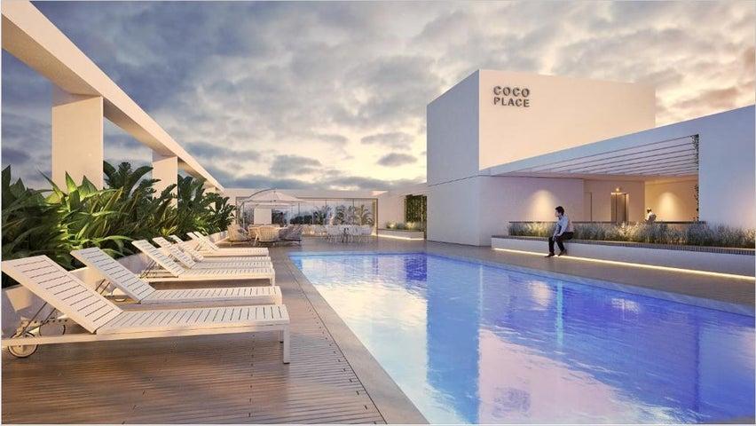 Apartamento Panama>Panama>Coco del Mar - Venta:213.800 US Dollar - codigo: 19-5012