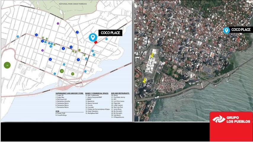 Apartamento Panama>Panama>Coco del Mar - Venta:220.200 US Dollar - codigo: 19-5086