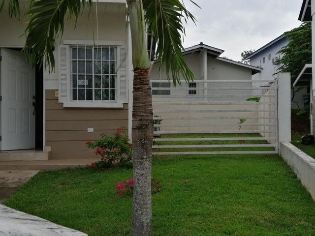 Casa Panama>Panama Oeste>Arraijan - Alquiler:650 US Dollar - codigo: 19-468