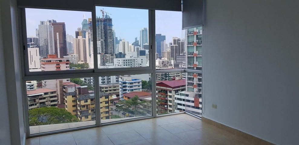 Apartamento Panama>Panama>El Cangrejo - Alquiler:1.500 US Dollar - codigo: 19-5337