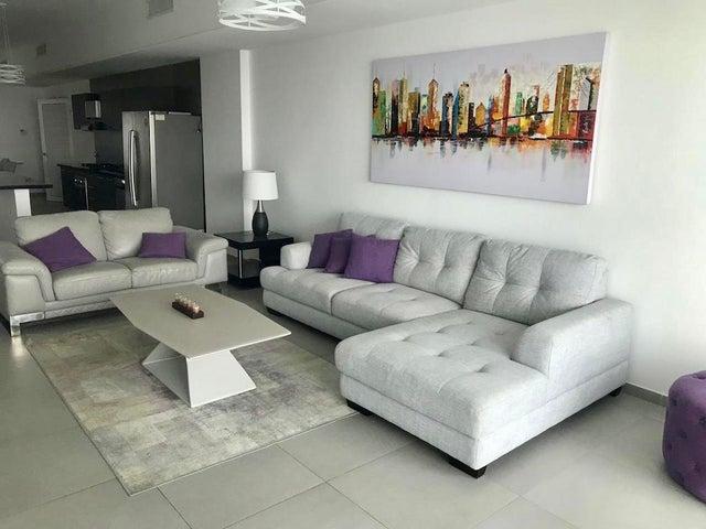 Apartamento Panama>Panama>Avenida Balboa - Alquiler:2.200 US Dollar - codigo: 19-5354