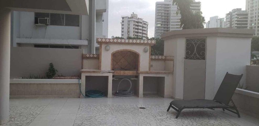 Apartamento Panama>Panama>Bellavista - Alquiler:1.500 US Dollar - codigo: 19-5358