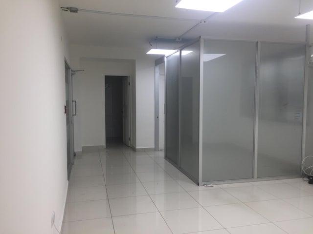 Oficina Panama>Panama>El Cangrejo - Alquiler:800 US Dollar - codigo: 19-5362
