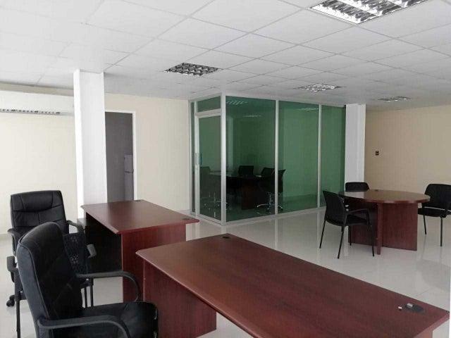 Oficina Panama>Panama>El Cangrejo - Alquiler:1.300 US Dollar - codigo: 19-5365