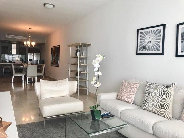 Apartamento Panama>Panama>Avenida Balboa - Alquiler:2.300 US Dollar - codigo: 19-5410
