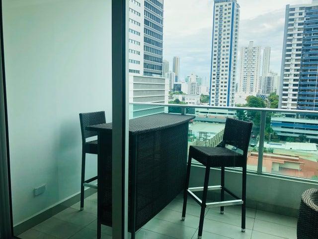 Apartamento Panama>Panama>San Francisco - Alquiler:1.500 US Dollar - codigo: 19-5608