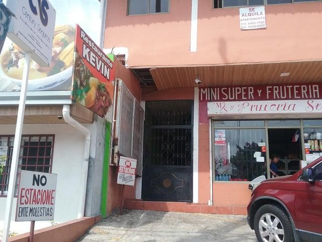 Apartamento Panama>La chorrera>Chorrera - Alquiler:275 US Dollar - codigo: 19-5500