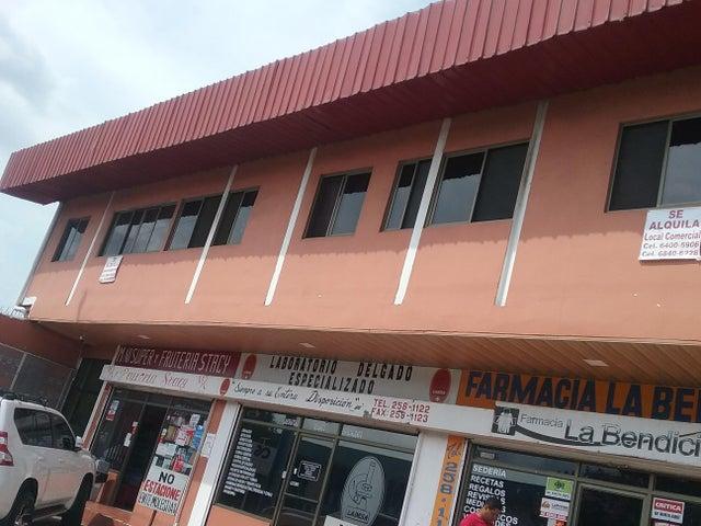 Local comercial Panama>La chorrera>Chorrera - Alquiler:200 US Dollar - codigo: 19-5594