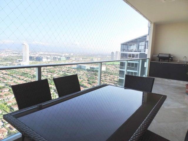 Apartamento Panama>Panama>Costa del Este - Alquiler:2.300 US Dollar - codigo: 19-5541