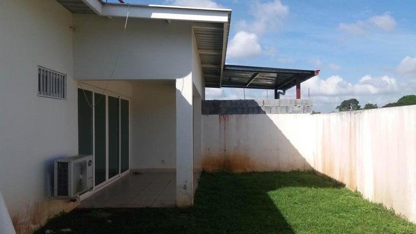 Casa Panama>La chorrera>Chorrera - Venta:85.000 US Dollar - codigo: 19-5550