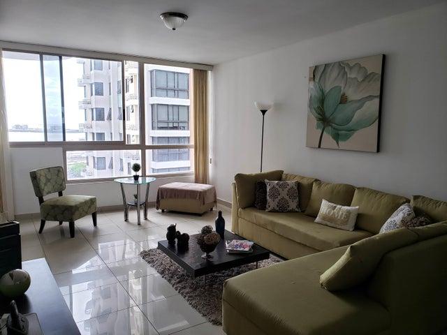 Apartamento Panama>Panama>San Francisco - Alquiler:1.200 US Dollar - codigo: 19-5605