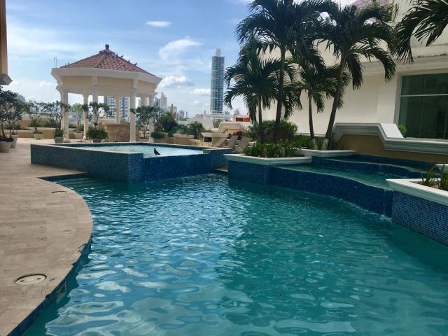 Apartamento Panama>Panama>Punta Pacifica - Alquiler:1.800 US Dollar - codigo: 19-5551